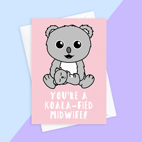 Qualified Midwife Card