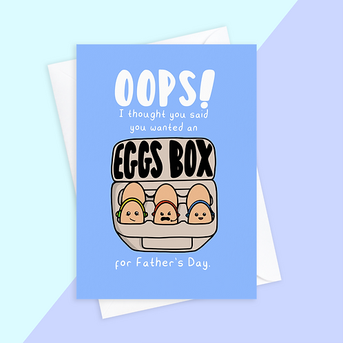 Gaming Father's Day Card
