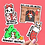 Thumbnail: Cat Christmas Sticker Pack