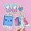 Thumbnail: Book Sticker Pack