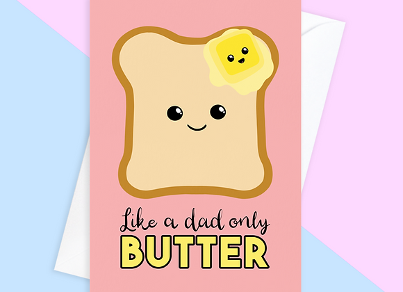 Father's Day Card for Mum