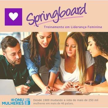 #springboard#liderençafeminina#inspiringlife
