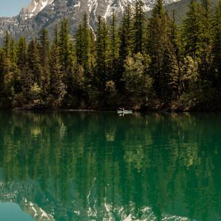 5 - Bowman Lake GNP