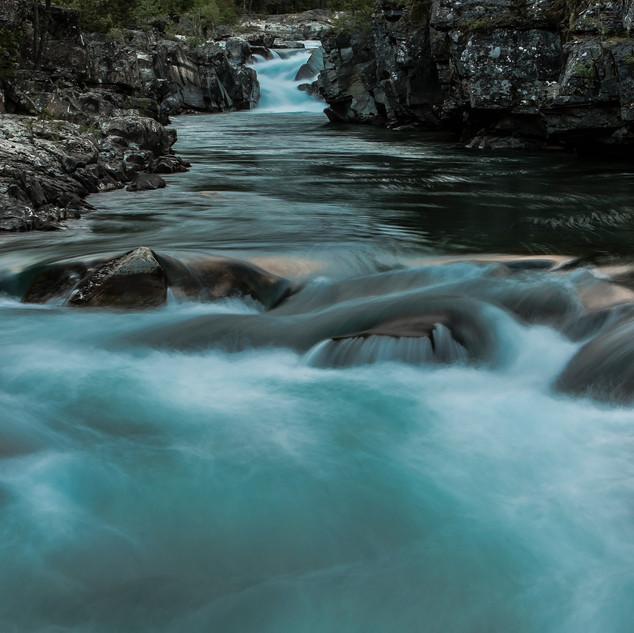 8 - Upper McDonald Creek GNP
