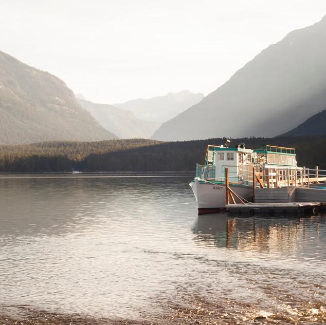 17 - Lake McDonald GNP (The Desmet)