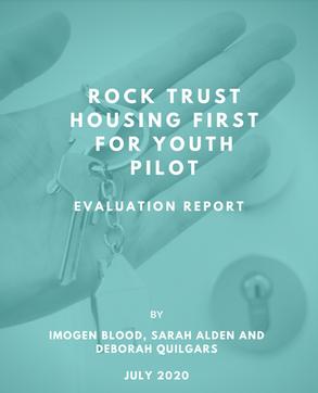 Rock Trust Housing First