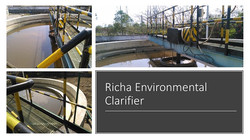Richa Environmental Clarifier