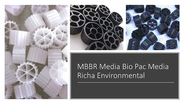 MBBR Media Biopack media Bio deck media STP ETP Sewage Treatment Plants Effluent Treatment Plants