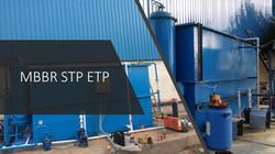 MBBR STP ETP