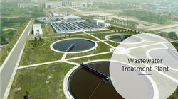 Wastewater Treatment Plant Effluent Trea