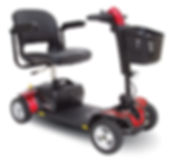 Mobility Scooter Rental Repair Service