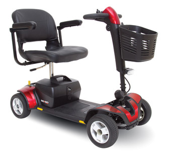Mobility Scooter Sales, Service & Rentals