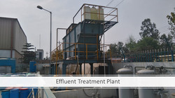 Compact Effluent Treatment Plant