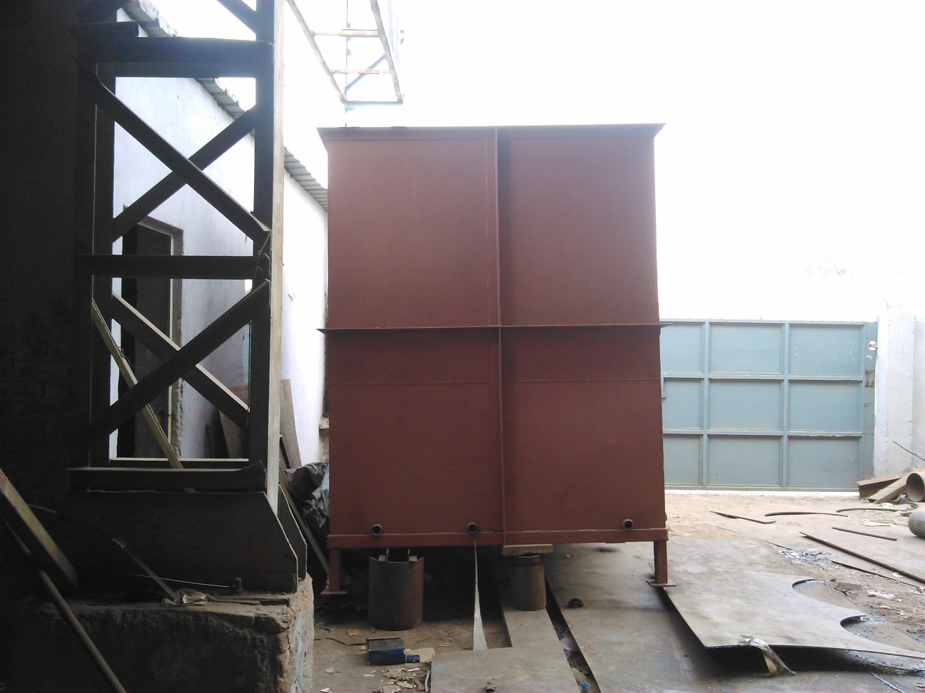 Sewage Treatment Plant (2)