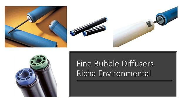 fine bubble diffusers  Effluent Treatment Plants STP ETP Sewage Treatment Plants