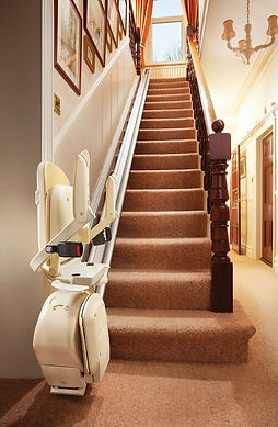 Stair Lifts Greensboro Acorn/Brooks 130 stairlift