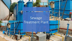 cheap sewage water treatment plant