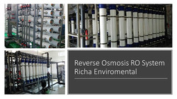 low UF RO System Effluent Treatment Plan