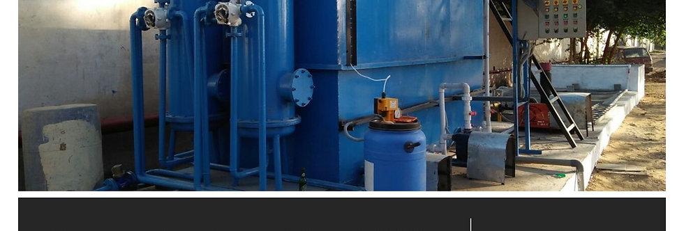 Sewage Treatment Plant 10 KLD STP 10 KLD