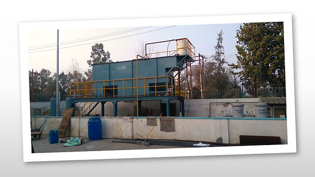 Cheap Compact Effluent Treatment Plant Manufacturer