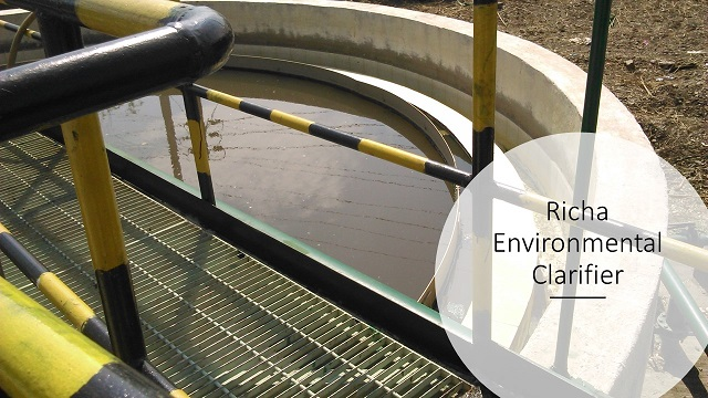 Clarifier for ETP STP