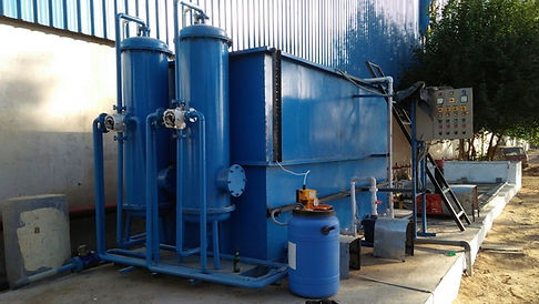 Sewage Treatment plants Manufacturer