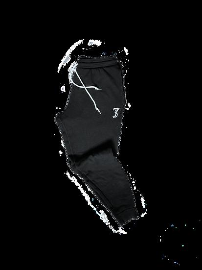 Black 731 Joggers