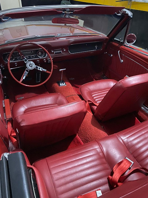 Mustang conversível