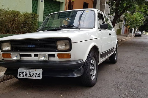 Fiat 147 GL caracterizado