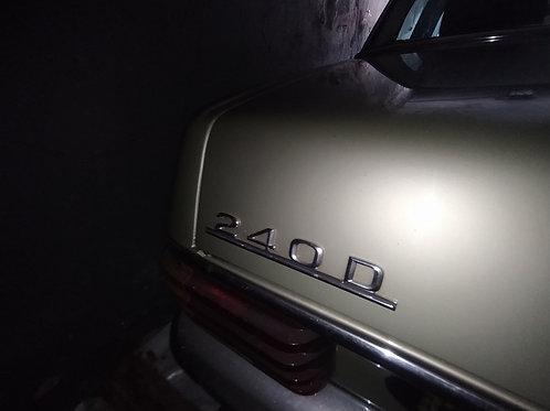Mercedes 240 D