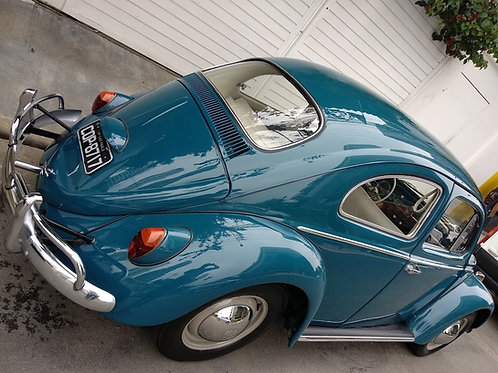 Fusca 1966 1200 6 volts