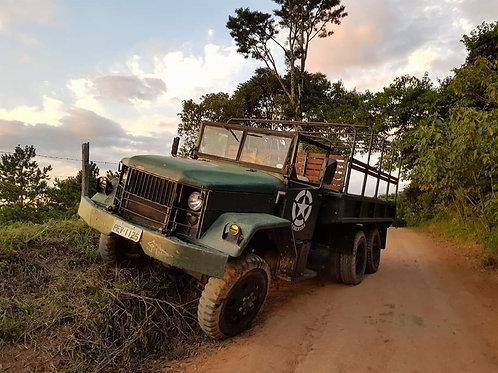 Caminhão Reo Americano 1967