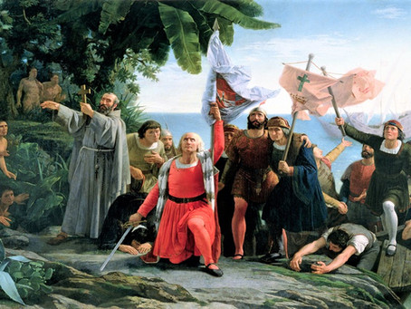Christopher Columbus – American Hero and Man of God