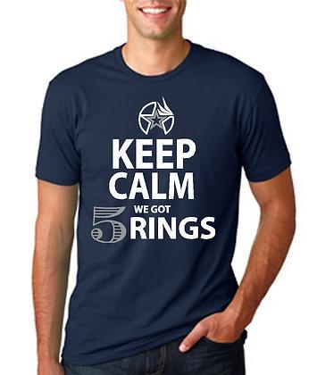 Keep Calm Dallas
