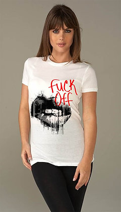 F*** Off ladies tee