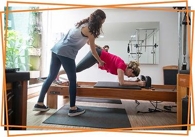 Pilates terapêutico