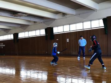 新春あそびん大会(スポーツチャンバラ)