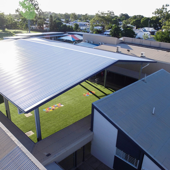 North Rockhampton Special School Covered Area