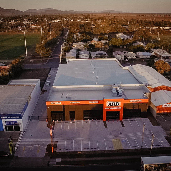 ARB Showroom and Warehouse