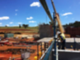 Miles Townhouse Development, civil engineering rockhampton queensland