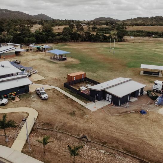 St Benedicts School Toilet Block & Upgrades