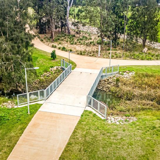 Caddies Creek Footbridge