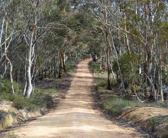 Bobeyan Road Upgrade