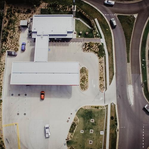 Service Station Development