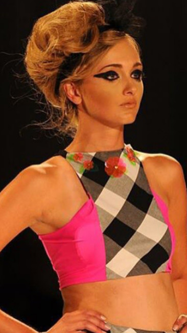 Hair by me. Makeup by Melissa Blayton's Pro Artistry Team. Photo credit unknown