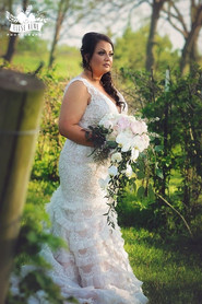Hair by me. Photo by Elise Rene Photography, Clinton, MO