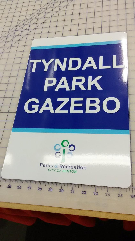 Tyndall Park Gazebo