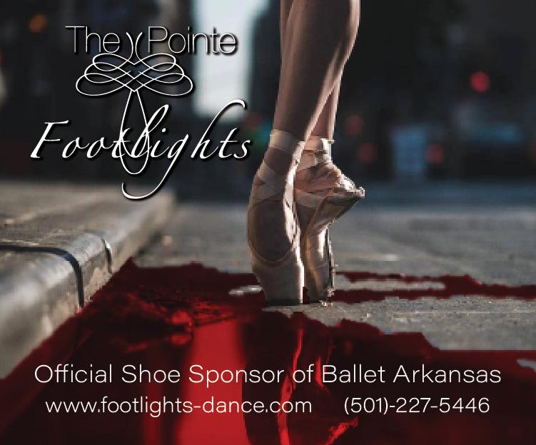 Footlights Ad