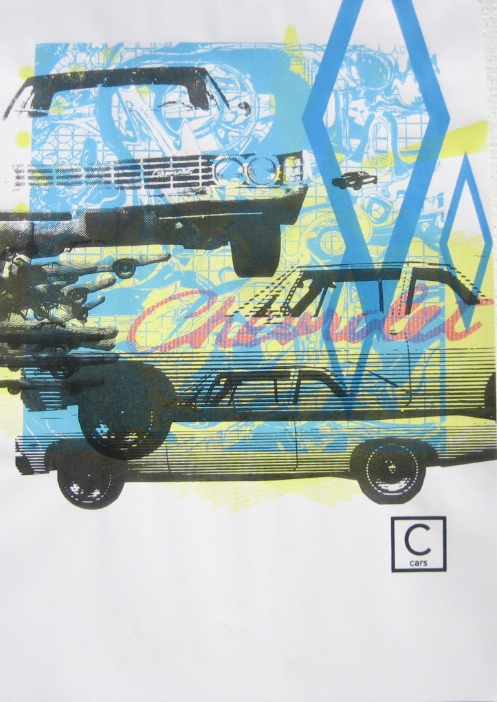 ABC's of Consumerism : C is for Cars