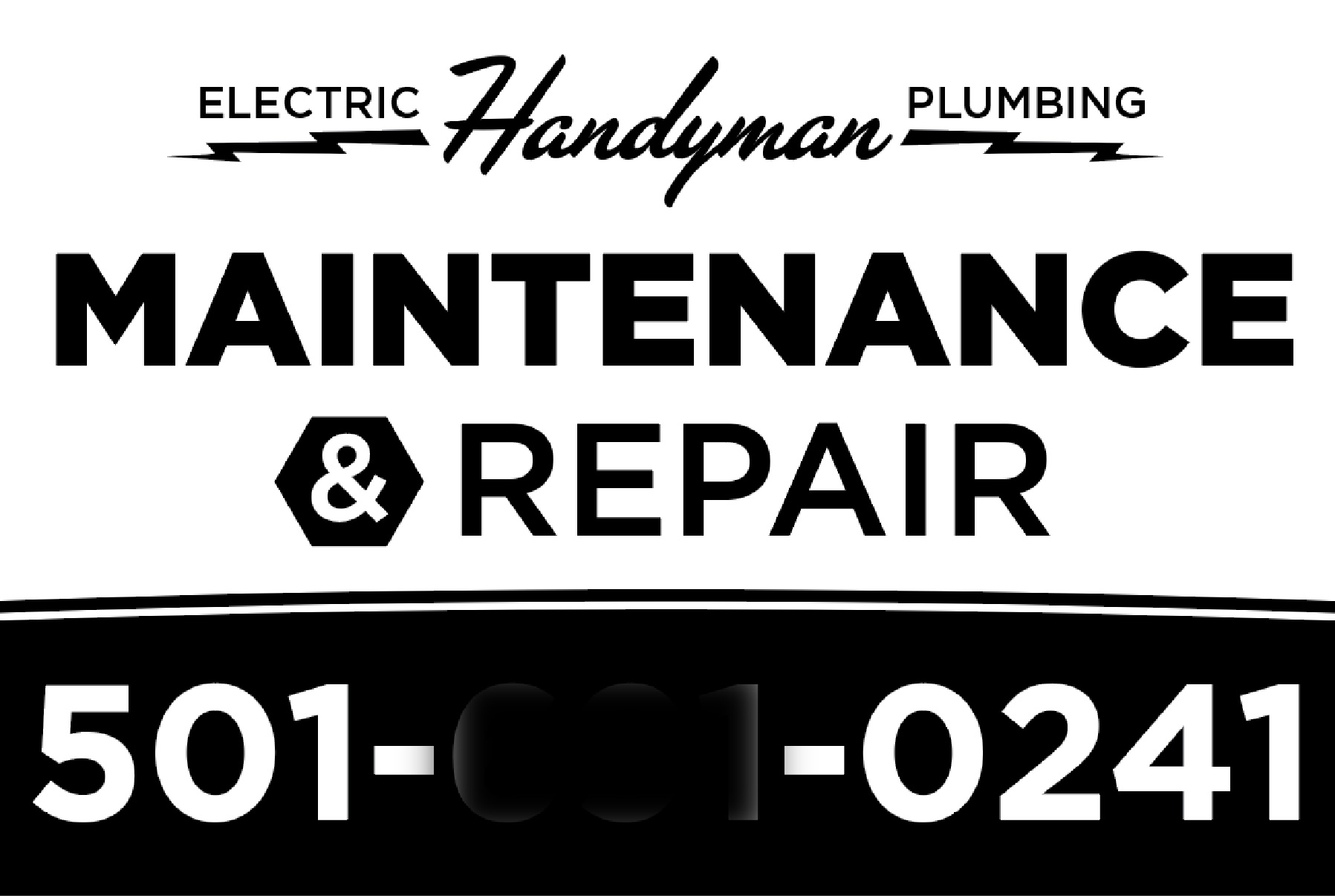 Handyman Maintenance & Repair